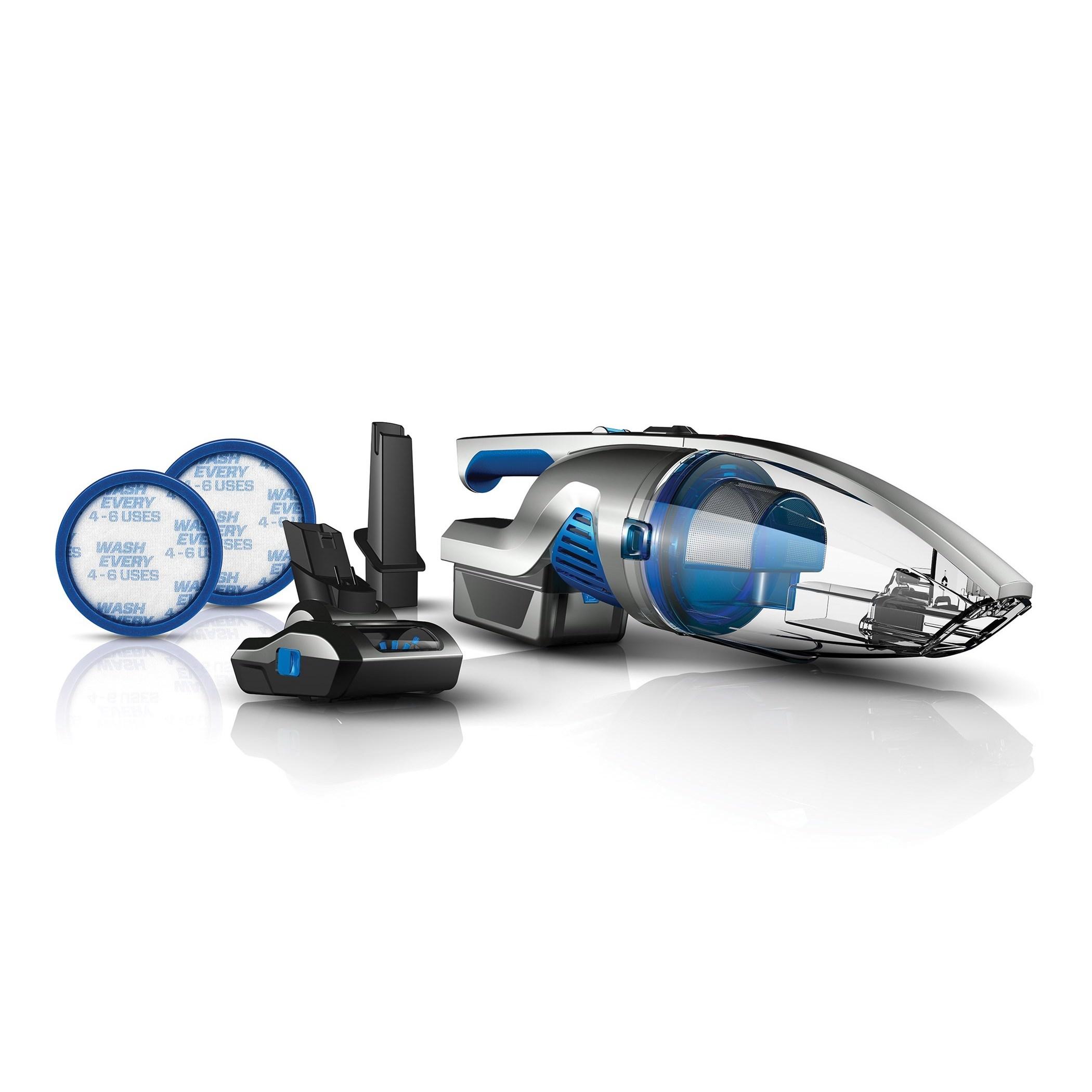 Hoover BH52160PC Air Cordless Handheld Vacuum, Blue