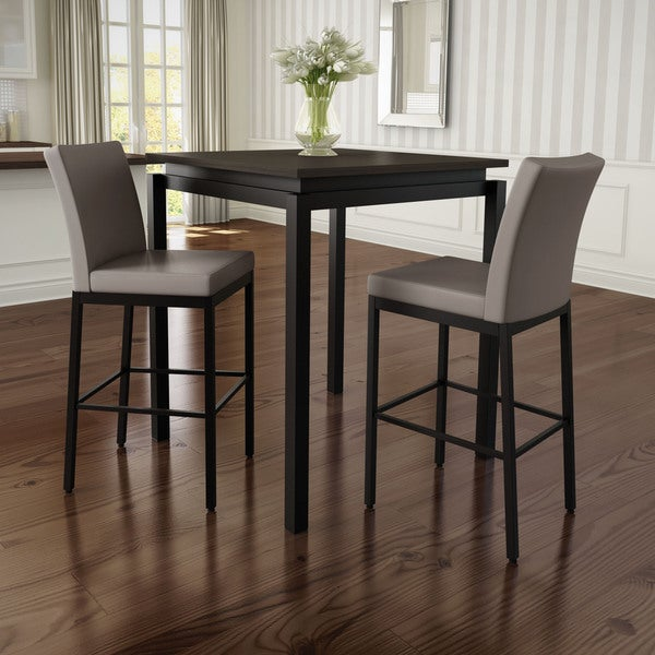 Amisco Perry Metal Counter Stools And Cameron Table Pub