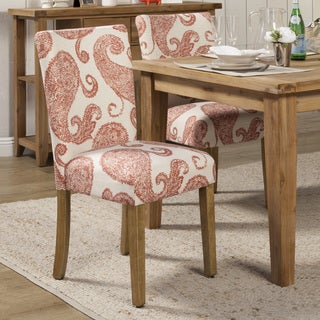 HomePop Henna Parson Chairs (Set of 2)