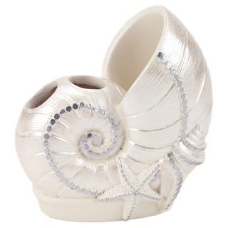 Link to Avanti Sequin Shells Toothbrush Holder Similar Items in Toothbrush Holders
