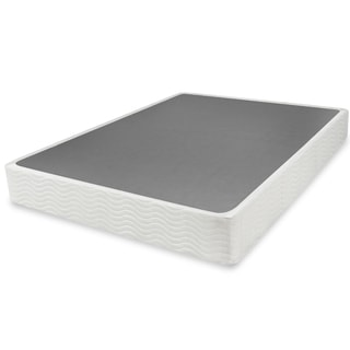 Priage 9-inch King-size Easy-to-Assemble Box Spring Mattress Foundation