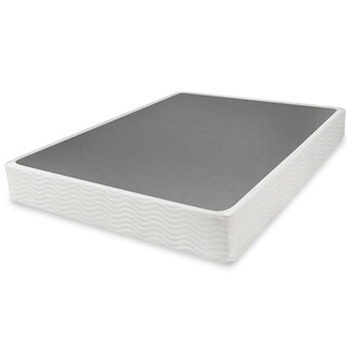 Priage 9-inch Easy-to-Assemble Box Spring Mattress Foundation