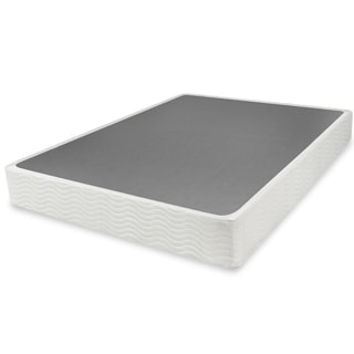 priage 9inch box spring mattress foundation