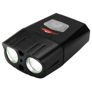 Xeccon Link Duo USB Rechargeable 600 Lumen Road Commuter Bike Light with 1000mAh Battery