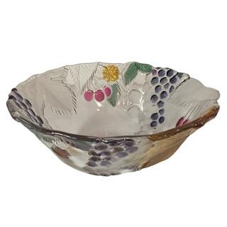 Wine Garden 9.25-inch 48-ounce Centerpiece Bowl