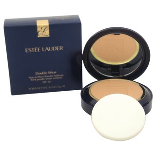 Estee Lauder Double Wear Stay-In-Place 98 Spiced Sand Powder Makeup