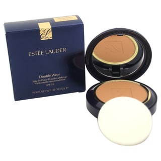 Estee Lauder Double Wear Stay-In-Place 44 Rich Cocoa Powder Makeup SPF 10