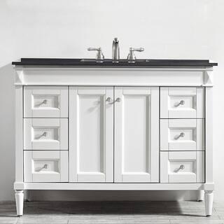 41-50 Inches Bathroom Vanities & Vanity Cabinets - Shop ...