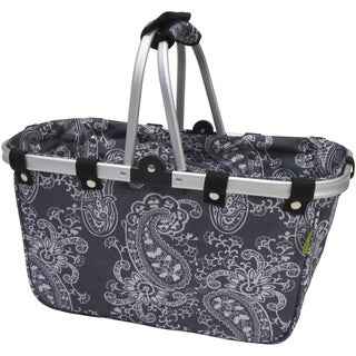 JanetBasket Large Aluminum Frame Basket 18inX10inX9.5in Lace|https://ak1.ostkcdn.com/images/products/10298709/P17412458.jpg?_ostk_perf_=percv&impolicy=medium