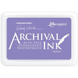 Wendy Vecchi Designer Series Archival Ink Pad Violet