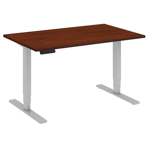 Bbf 48x30 inch stand up motorized adjustable desk table free