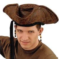 Captain Jack Sparrow Adult Hat Costume Accessory