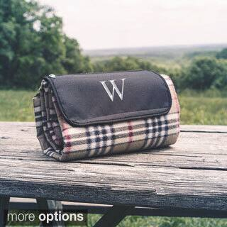 Personalized Tartan Plaid Tailgate Picnic Blanket|https://ak1.ostkcdn.com/images/products/10299067/P17412768.jpg?impolicy=medium