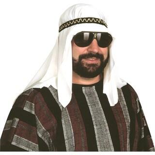 Adult Sheik Headpiece Costume Accessory
