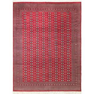 Bokara Araily Red Area Rug (9'3 x 11'10)