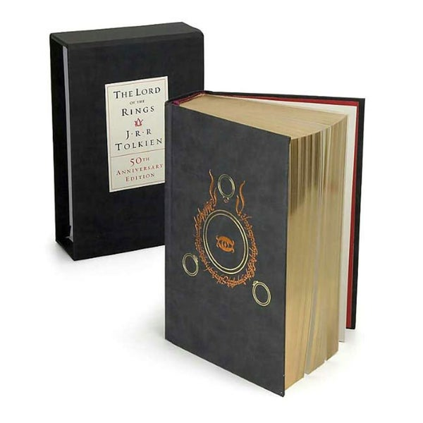 Lord Of The Rings (Hardcover)