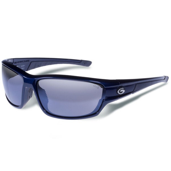 dc4d4512709 Shop Gargoyles Men s  Havoc  Polarized Sunglasses - Blue - M - Free ...