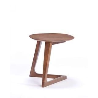 Modrest Jett Walnut End Table