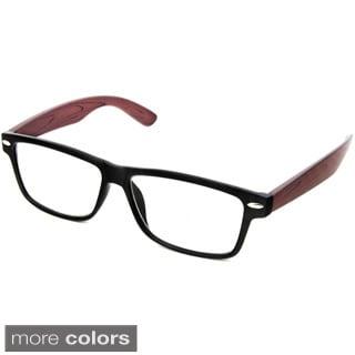 Hot Optix Unisex Rectangle Reading Glasses