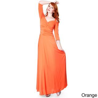 a6c1f3abb8ae Buy Orange Evening   Formal Dresses Online at Overstock