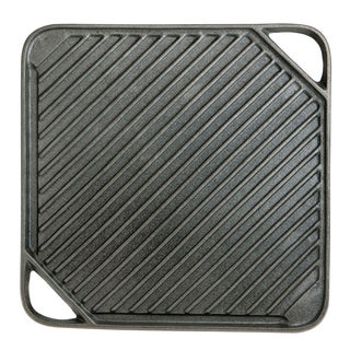 Mr. Bar-B-Q Small Cast Iron Griddle