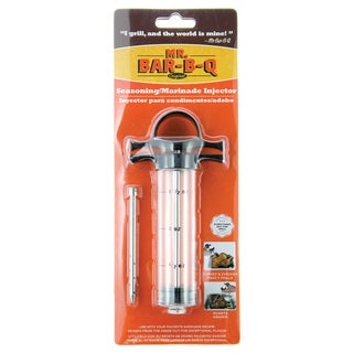Mr. Bar-B-Q Seasoning Marinade Injector