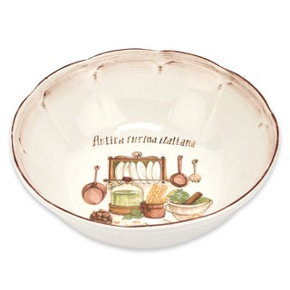 Italian Cucina 11-inch Serving Bowl