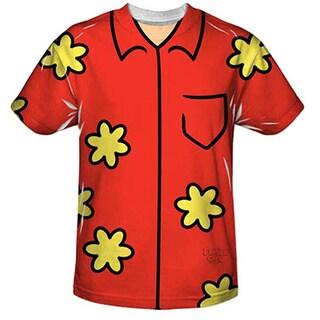 Glenn Quagmire Family Guy T-shirt Costume Tv Television Body Fox
