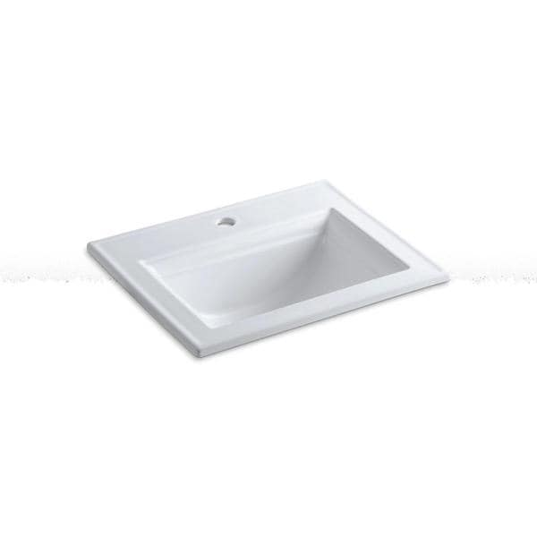Kohler Memoirs Pedestal Sink 24 By Kohler Memoirs Drop In Bathroom Sink In  White Free