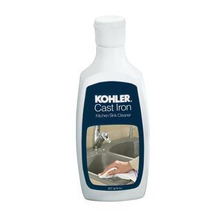 Kohler 8 ounce Cast Iron Kitchen Sink Cleaner