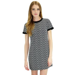 Relished Women's Ziggy Zaggy Dress