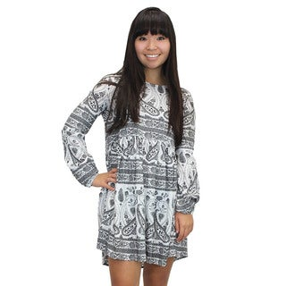 Relished Women's Katzzy Paisley Dress