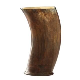 Dana Buffalo Horn Vase