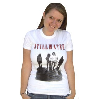 Stillwater Women's T-shirt Almost Famous Movie Band Tour Costume Aid
