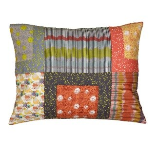 Rizzy Home Felicity Charleston Farmhouse Quilted Sham