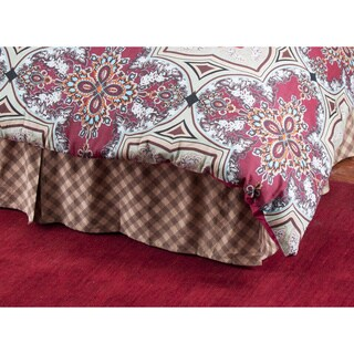 Rizzy Home Farmhouse Bed Skirt