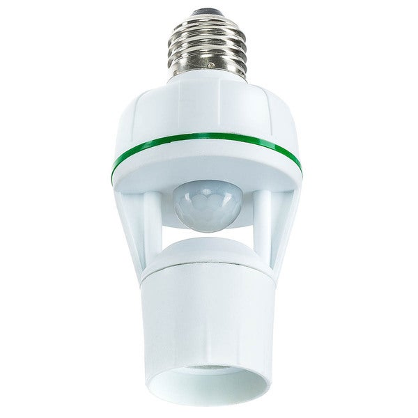 Motion Activated 360 Light Socket Free Shipping On