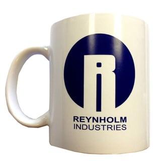The It Crowd Reynholm Industries 11-ounce Ceramic Coffee Mug