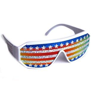 Macho Man American Flag Sunglasses