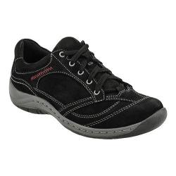 Women's Earth Flora Buck Black Nubuck