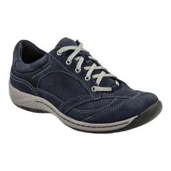 Women's Earth Flora Buck Navy Nubuck