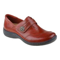 Women's Earth Savin Bordeaux Calf Leather