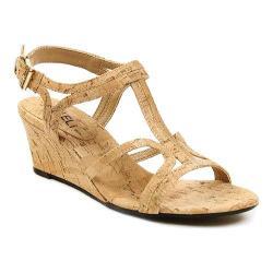Women's VANELi Merope Sandal Natural Cork