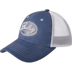 Bailey Western Mitchem Baseball Cap Monaco Blue/Grey Stitching