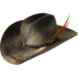Bailey Western Nic Cowboy Hat Sooty Buckskin