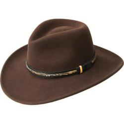 Bailey Western Recoil Cowboy Hat Fall Brown