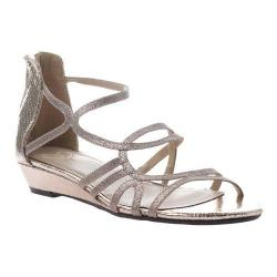 Women's Madeline Sizzle Strappy Sandal Fresh Gold Synthetic