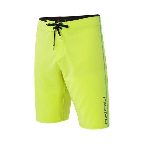 ce44378bbc Shop Men's O'Neill Hyperfreak Solid Boardshort Lime - Free Shipping On  Orders Over $45 - Overstock - 11682805