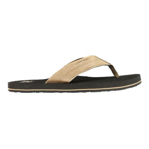 6fa7b8761e1e2 Shop Men s O Neill Phluff Daddy Thong Sandal Tan - Free Shipping On Orders  Over  45 - Overstock - 11682829