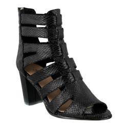Women's Azura Quidam Gladiator Sandal Black Synthetic
